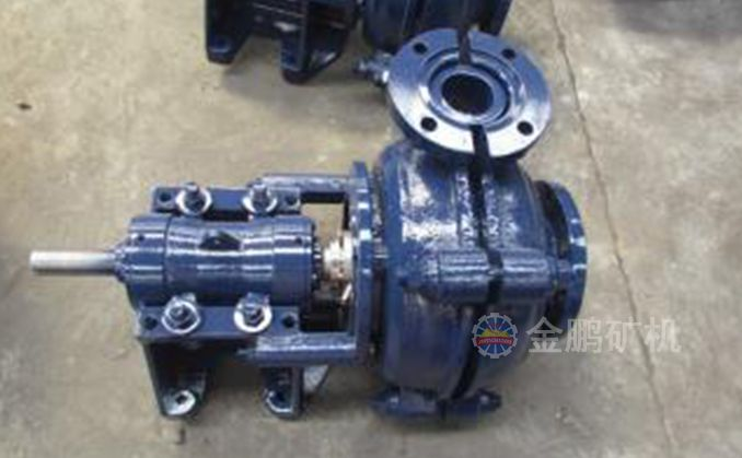 AH-HH Horizontal slurry pump