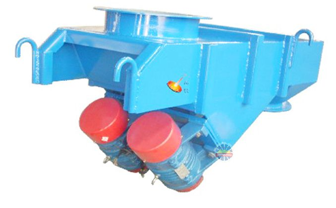 Y47 Electromagnetic Vibrating feeder